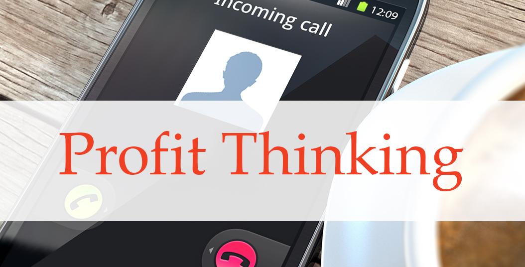 Profit Thinking